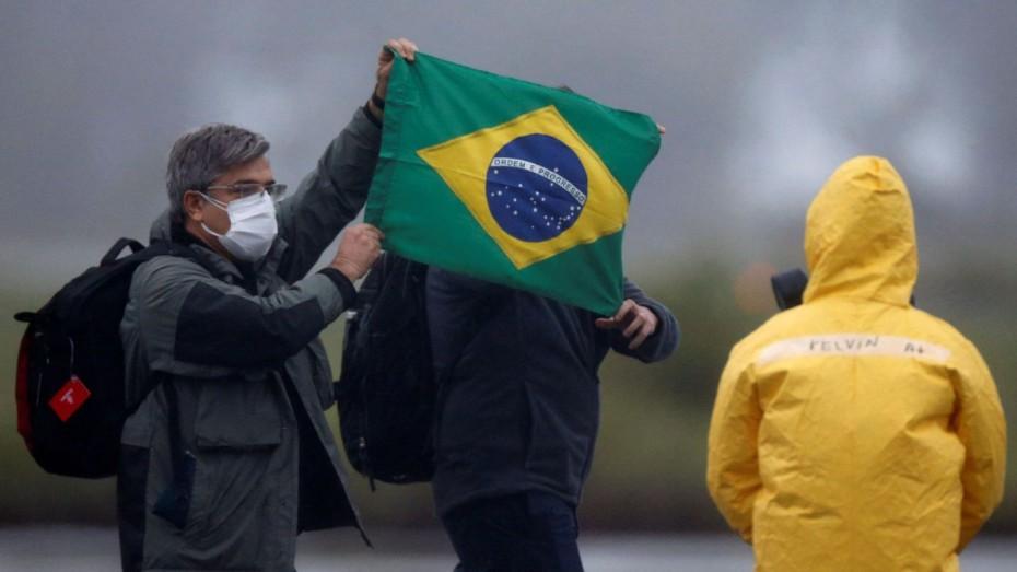 Και στη Λατινική Αμερική ο κοροναϊός - Το πρώτο κρούσμα στη Βραζιλία