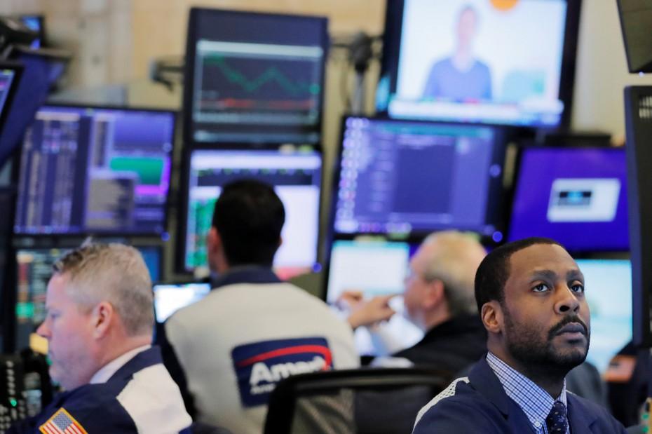 Και πάλι κάτω η Wall Street την Πέμπτη λόγω κοροναϊού