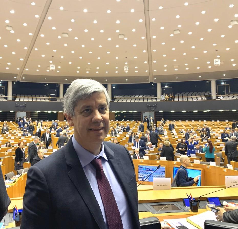 Σεντένο: Πρώιμη η αποτίμηση των κινδύνων του κοροναϊού για την Ευρωζώνη