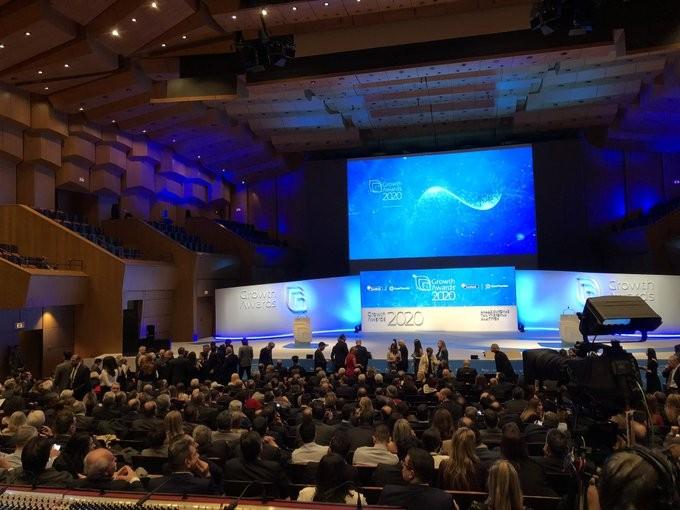 Τα βραβεία της επιχειρηματικής αριστείας από Eurobank - Grant Thornton