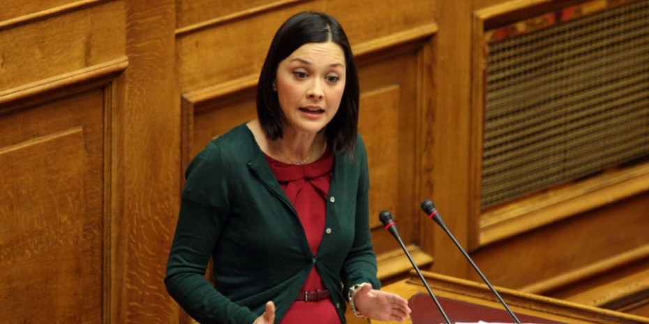 Οργή Γιαννακοπούλου κατά Γεννηματά για τη «συμπόρευση με ΣΥΡΙΖΑ»