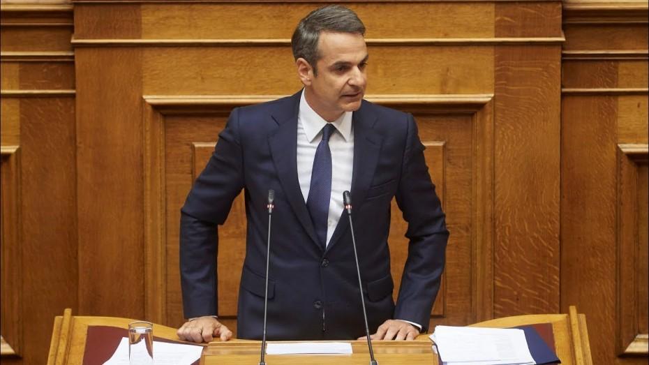 Κ. Μητσοτάκης: Νέες θέσεις εργασίας, κλειστά... «παράθυρα» σε διορισμούς και επενδυτική βαθμίδα το 2021