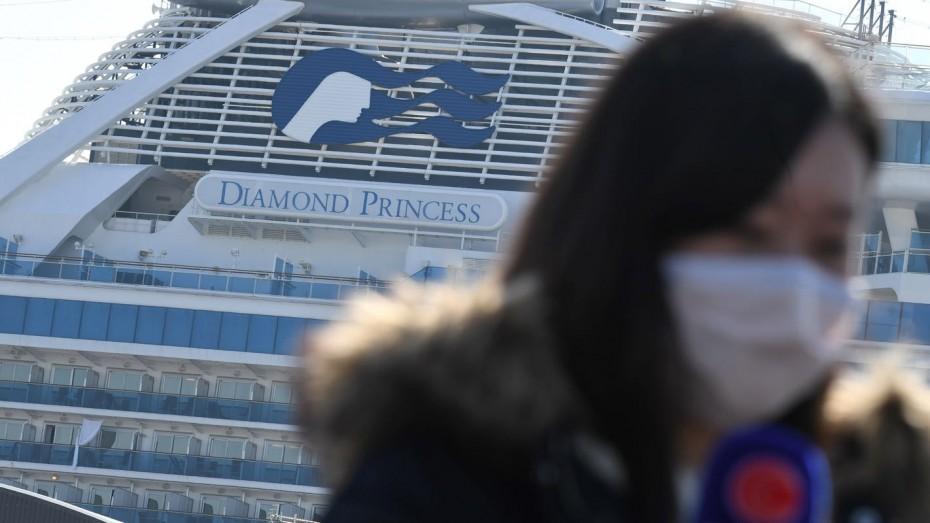 Ιαπωνία: Τρίτος επιβάτης του κρουαζιερόπλοιου πέθανε από το νέο κοροναϊό
