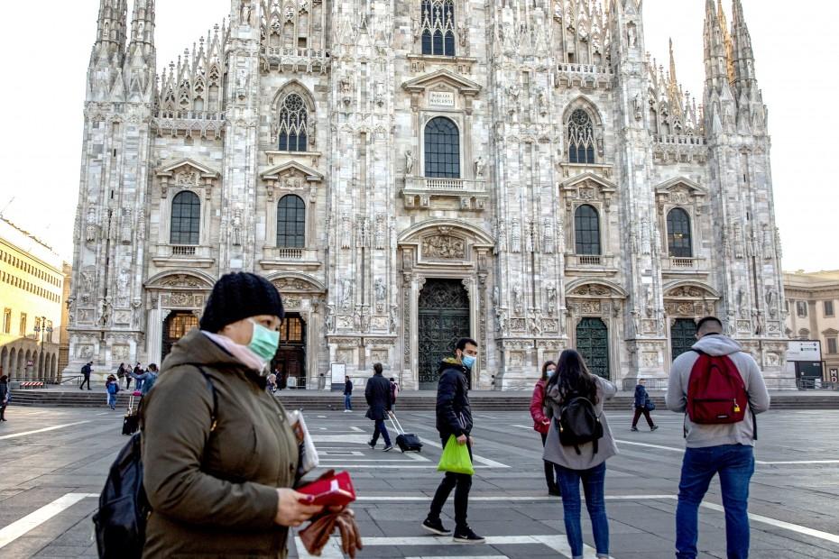 Πάνω από 400 τα κρούσματα του κοροναϊού στην Ιταλία