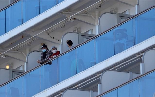 Κικίλιας: Δύο Έλληνες στο κρουαζιερόπλοιο που είναι σε καραντίνα στην Ιαπωνία