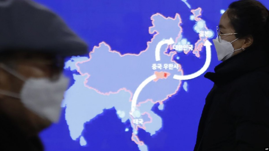 Κοντά στα 700 τα κρούσματα του κοροναϊού εκτός της Κίνας