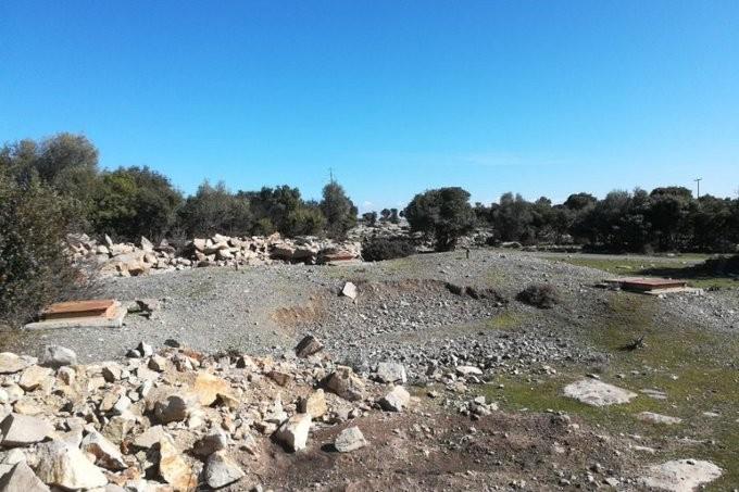 Λέσβος: Αποκλεισμός του χώρου που επίταξε η κυβέρνηση για το κλειστό κέντρο