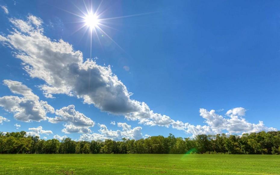 Ο καιρός σήμερα: Λιακάδα και άνοδος της θερμοκρασίας