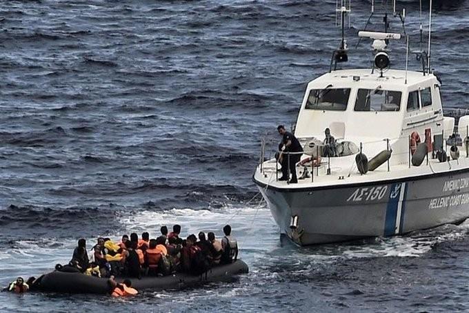 Πάνω από 3.100 συλλήψεις μεταναστών από το Λιμενικό