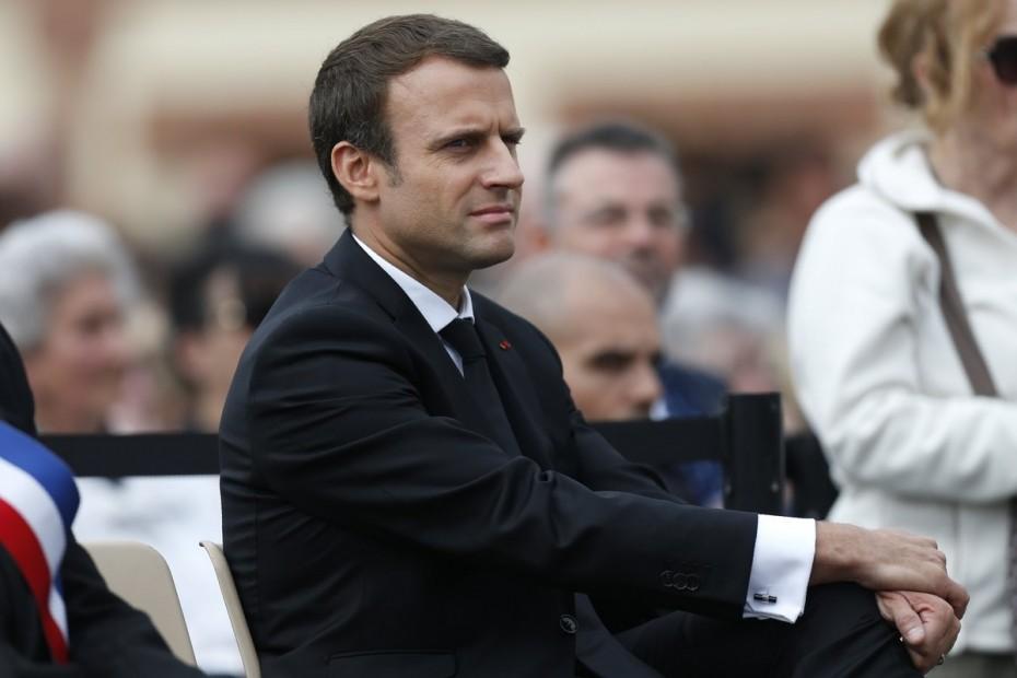 «Μπλόκο» Μακρόν σε ιμάμηδες στη Γαλλία
