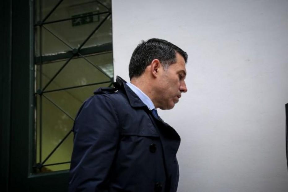 Μανιαδάκης: Μου ασκήθηκαν πιέσεις για να κατονομάσω Σαμαρά, Στουρνάρα, Γεωργιάδη, Λοβέρδο