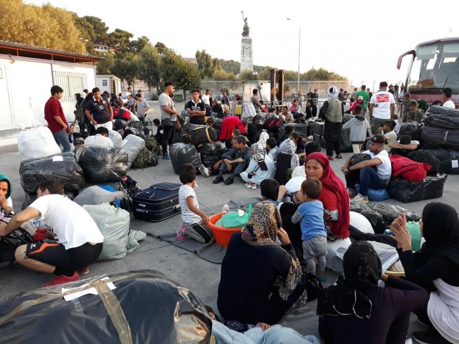 Με αμείωτο ρυθμό οι αφίξεις προσφύγων στα ελληνικά νησιά