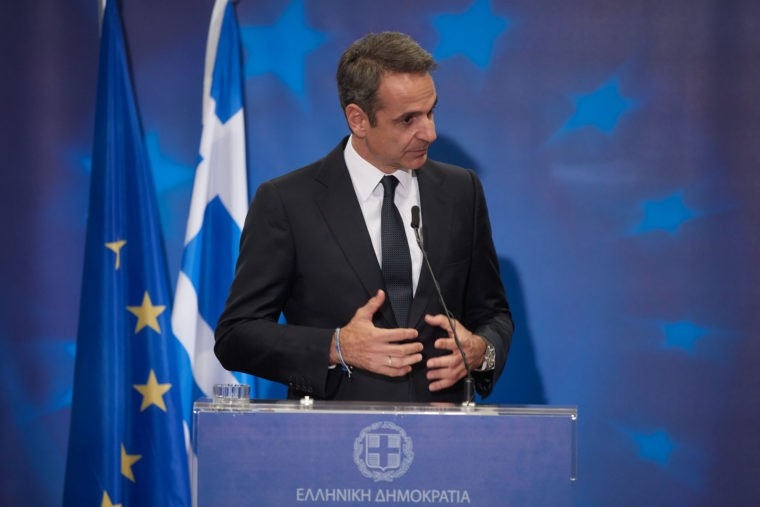 Σκληρή γλώσσα Μητσοτάκη για τον προϋπολογισμό της ΕΕ