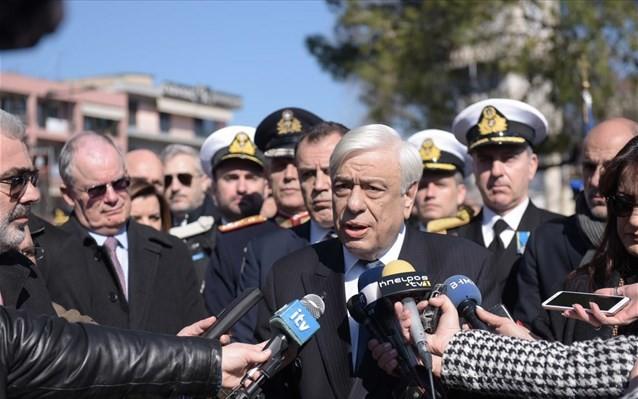 Παρέμβαση Παυλόπουλου για το «άκυρο μνημόνιο Τουρκίας - Λιβύης»