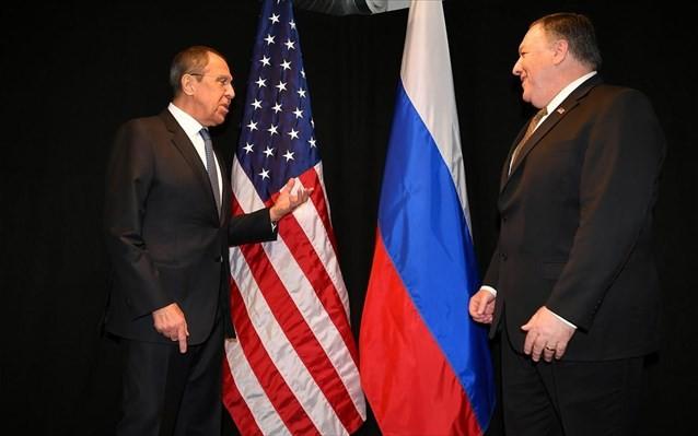Θετικά μηνύματα από τη Ρωσία για το διάλογο με τις ΗΠΑ