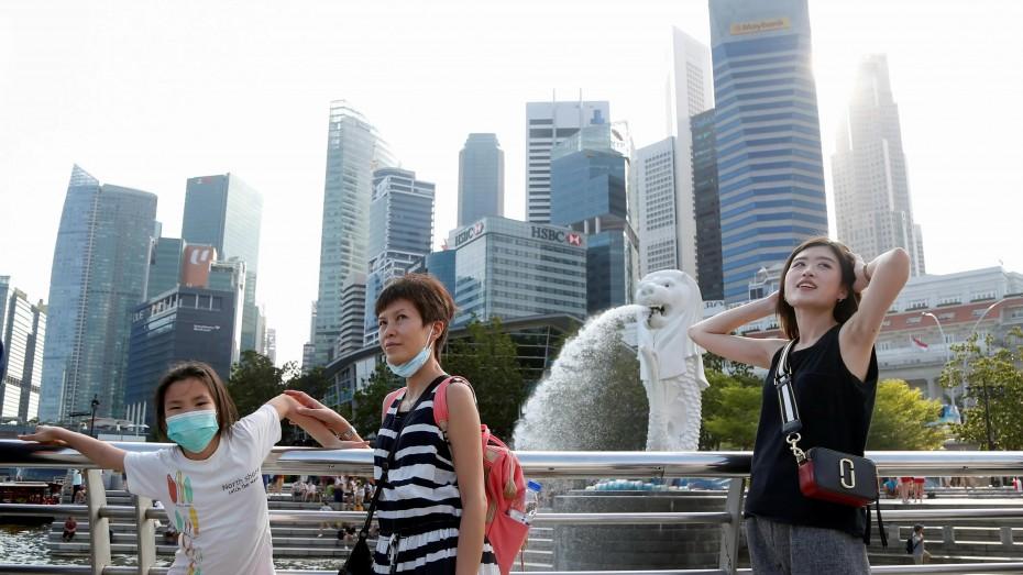 Πάνω από 60 τα κρούσματα του κοροναϊού στη Σιγκαπούρη