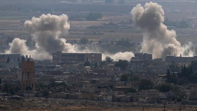 Καταρρίφθηκε ελικόπτερο των δυνάμεων του Άσαντ στη Συρία
