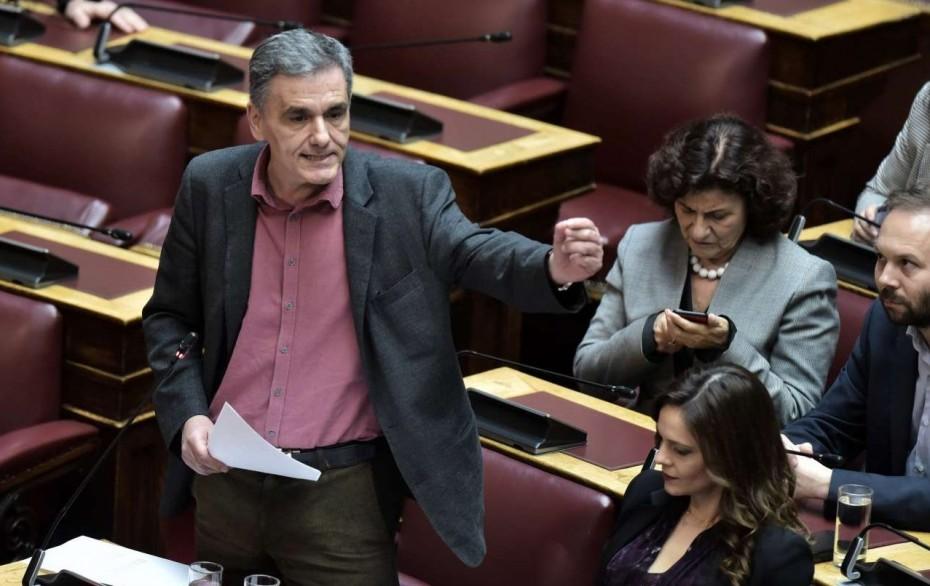 Ο ΣΥΡΙΖΑ ζήτησε ονομαστική ψηφοφορία για το ασφαλιστικό