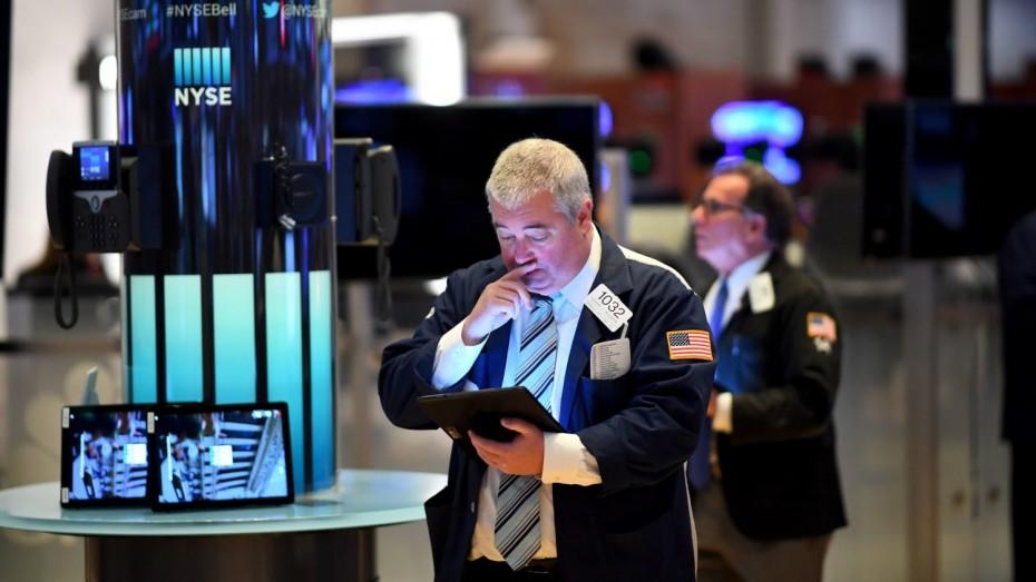 Τα μέτρα της Fed δεν συγκρατούν τις απώλειες στη Wall Street