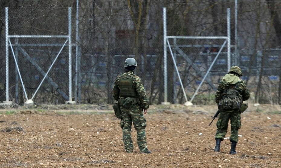 Στις Καστανιές Έβρου ο Μ. Χρυσοχοΐδης και ο επικεφαλής της Frontex