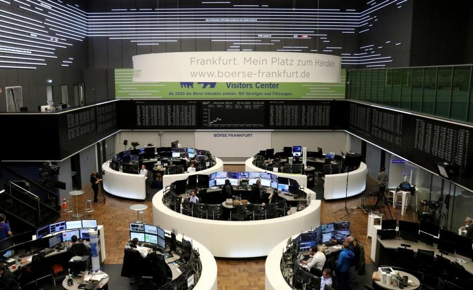 Κέρδη στις ευρωαγορές την Παρασκευή, μετά το χθεσινό κραχ