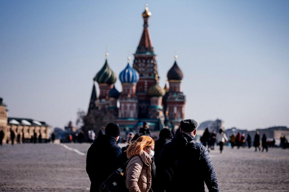 Κοντά στα 500 τα κρούσματα του κοροναϊού στη Ρωσία