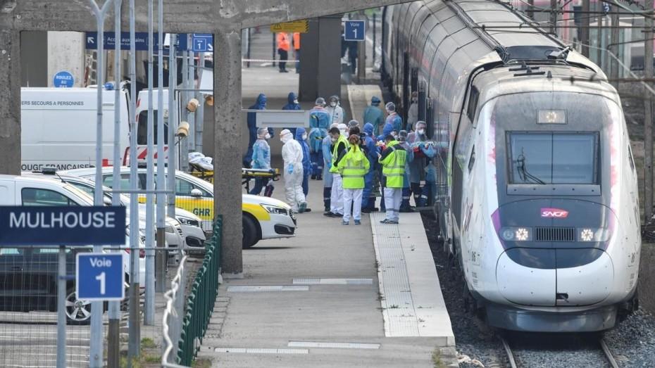 Συνεχίζεται η αύξηση νεκρών και κρουσμάτων του κοροναϊού στη Γαλλία