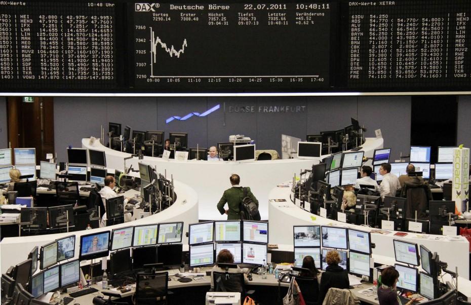 «Ανάσα» στις ευρωαγορές