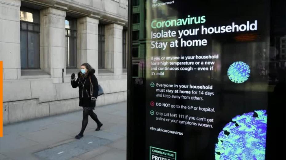 Ξεπέρασαν τα 14.000 τα κρούσματα του κοροναϊού στη Βρετανία - 759 οι νεκροί