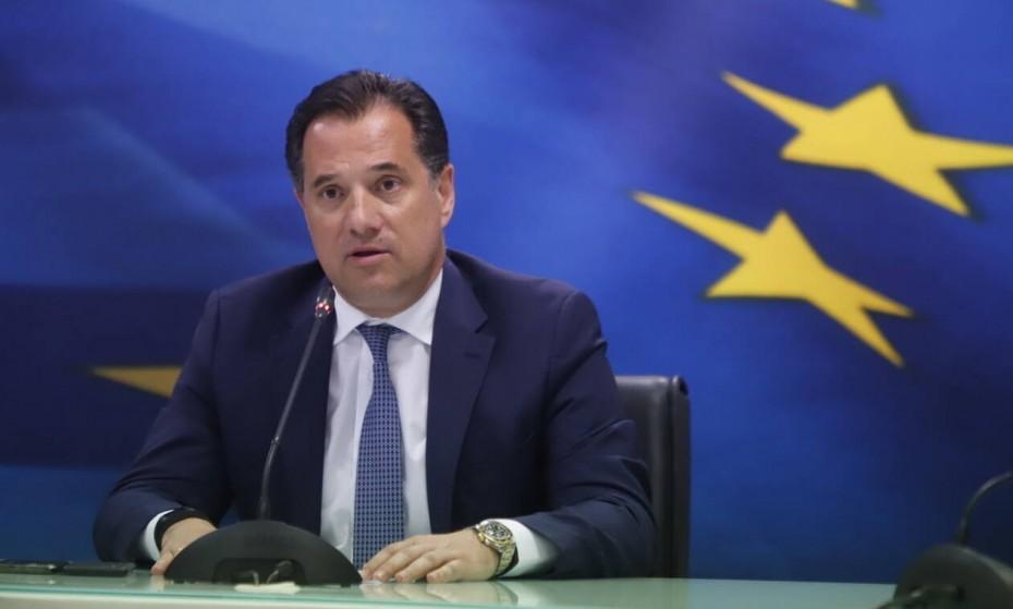 Γεωργιάδης: Θα δώσουμε λύση για τις μεταχρονολογημένες επιταγές