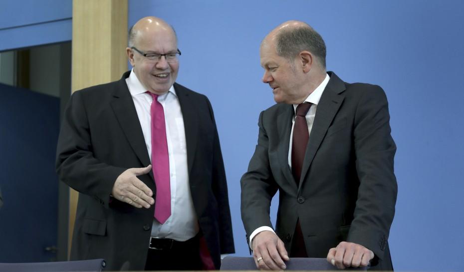 Δημοσιονομική πειθαρχία μετά από τον κοροναϊό, τονίζει η Γερμανία