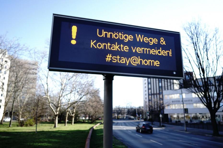 Σε βαθιά συρρίκνωση η οικονομία της Γερμανίας για το Μάρτιο