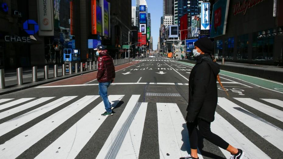 Πάνω από 20.000 τα κρούσματα του κοροναϊού στη Νέα Υόρκη