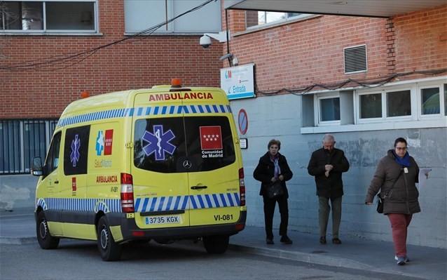 Ισπανία: Ξεπέρασε τον απολογισμό των θανάτων της Κίνας - 3.434 νεκροί