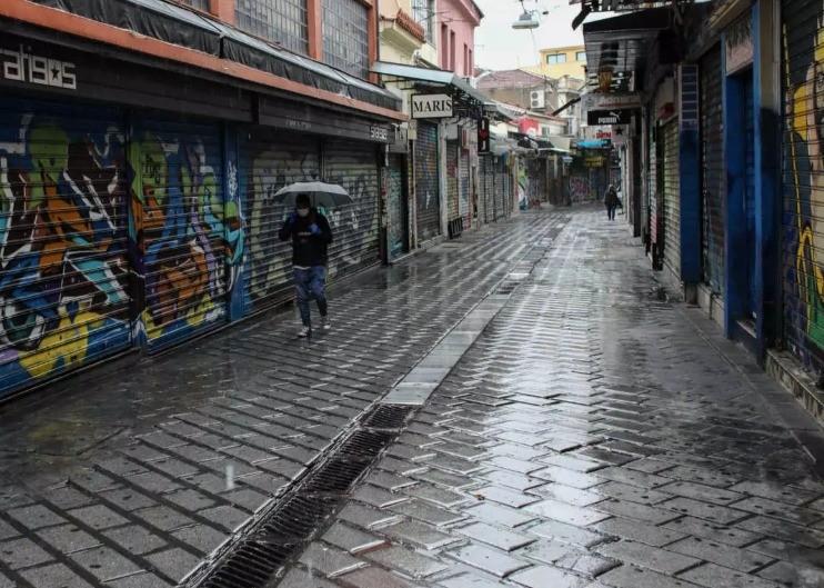 Γεωργιάδης: Τουλάχιστον μέχρι το Πάσχα η καραντίνα για τον κοροναϊό