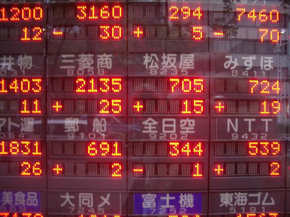 Στο «κόκκινο» οι ασιατικές αγορές - Κέρδη μόνον για τον Nikkei