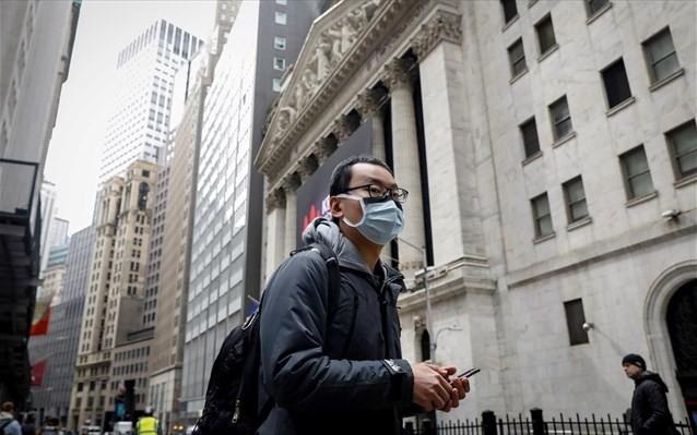 ΗΠΑ: Ψηφίστηκε το νομοσχέδιο των 2 τρισ. δολαρίων για την αντιμετώπιση του κοροναϊού