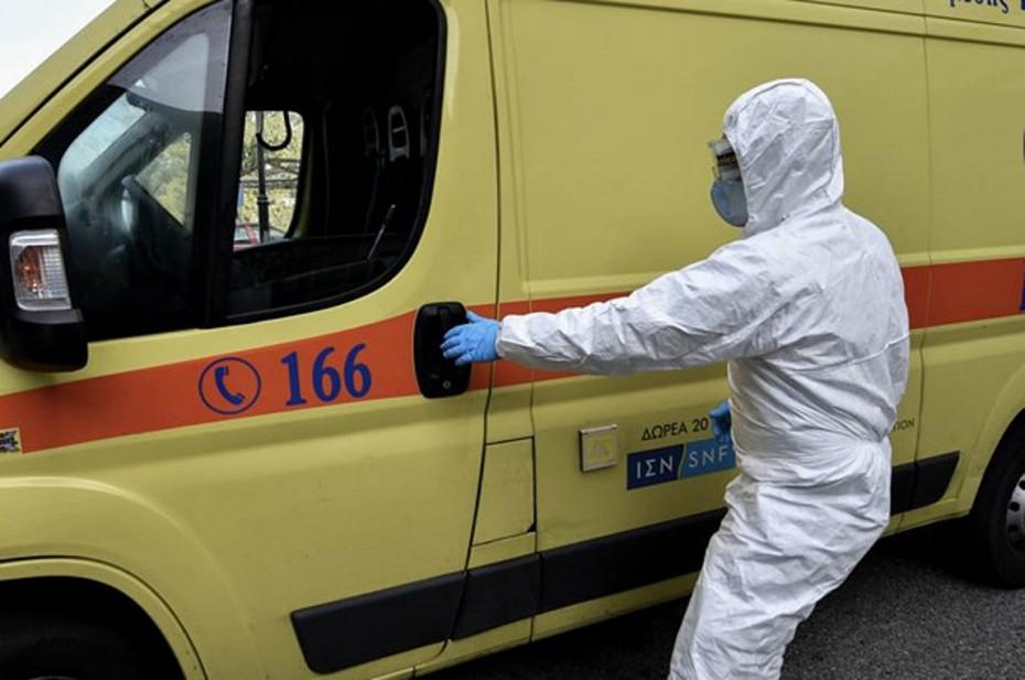 Με σοβαρή λοίμωξη του αναπνευστικού το 9ο κρούσμα του κοροναϊού στην Ελλάδα