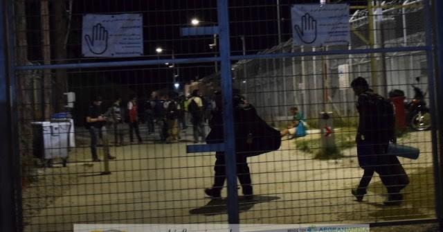 Τα μέτρα περιορισμού μετακινήσεων για πρόσφυγες και μετανάστες στα ΚΥΤ