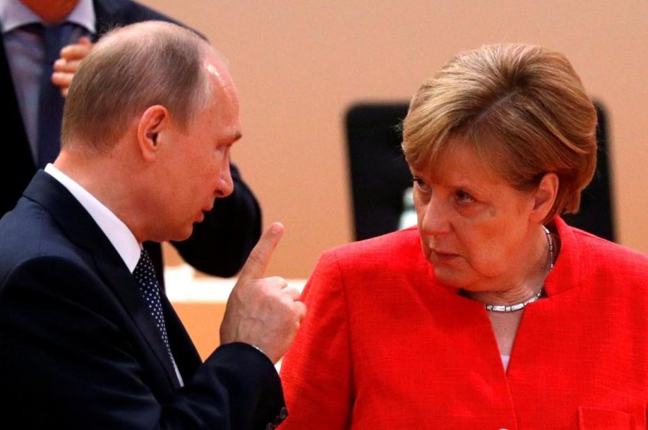 Αυξάνονται οι νεκροί στη Συρία - Επικοινωνία Μέρκελ με Πούτιν