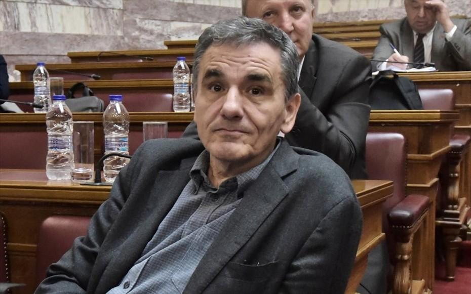 Τσακαλώτος: Η Ελλάδα να στηρίξει την έκδοση ευρωομολόγου για τον κοροναϊό