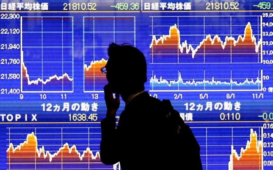 Ασιατικές αγορές: Στις επάλξεις...