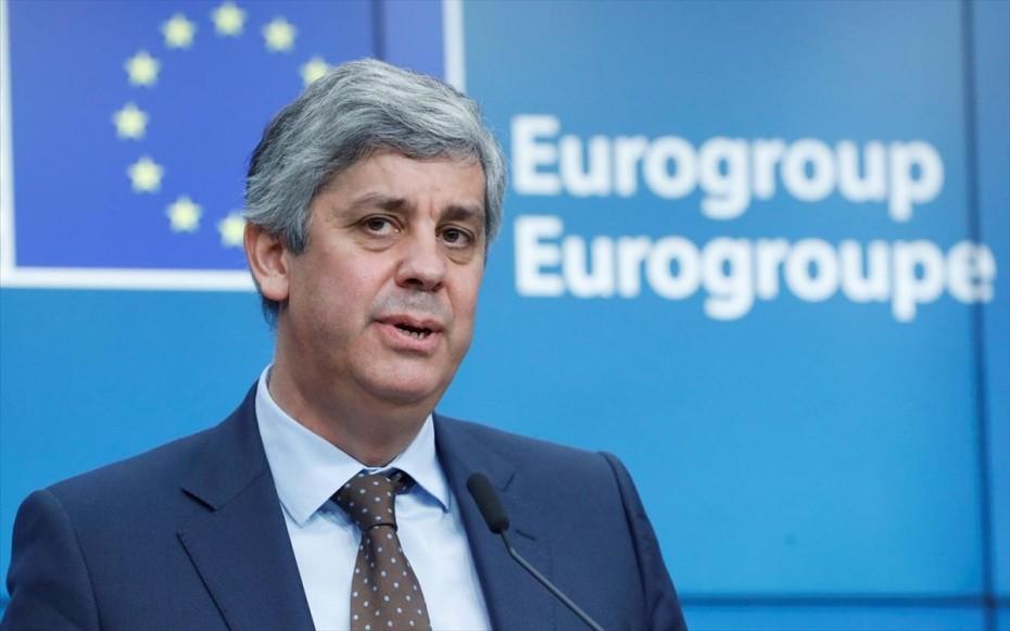 Κοροναϊός: Συμφωνία για 540 δισ. στο Eurogroup