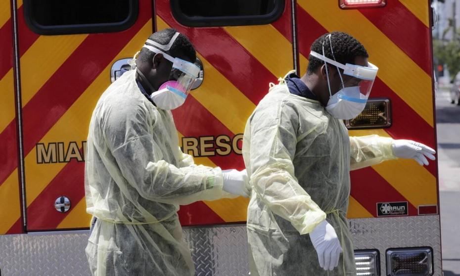 Τραγωδία στις ΗΠΑ με επιπλέον 1.480 θύματα σε ένα 24ωρο