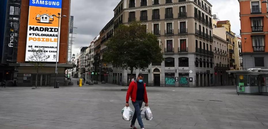 Πάνω από 13.000 οι νεκροί από τον κοροναϊό στην Ισπανία