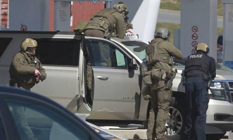 Η χειρότερη μαζική «σφαγή» στον Καναδά με 16 νεκρούς