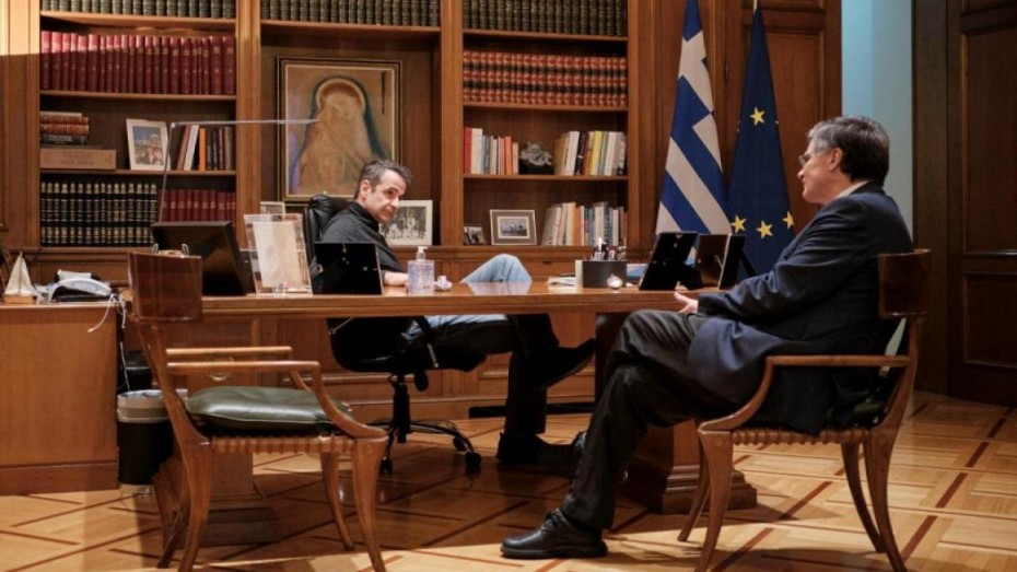 Independent: Εύσημα στην κυβέρνηση Μητσοτάκη - Πως η Ελλάδα έχει επιπεδοποιήσει την καμπύλη