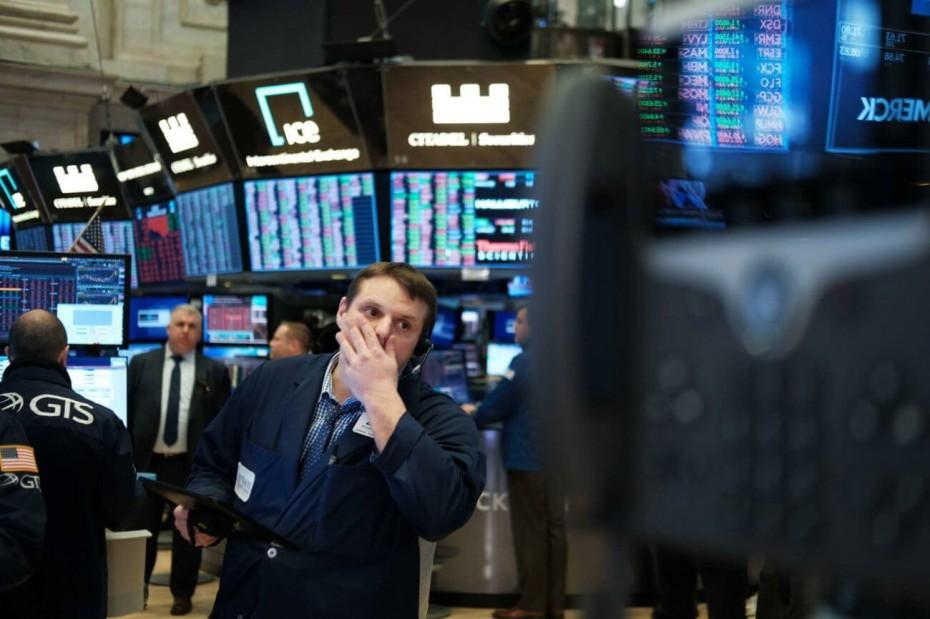 Αρνητικό το άνοιγμα της Wall Street στην Παρασκευή