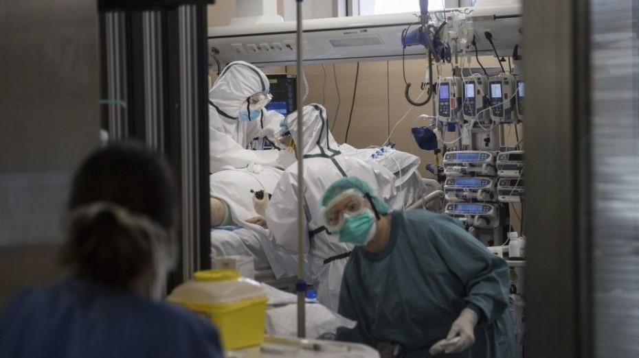 Ακόμα 56 νέοι νεκροί από τον κοροναϊό στην Ισπανία