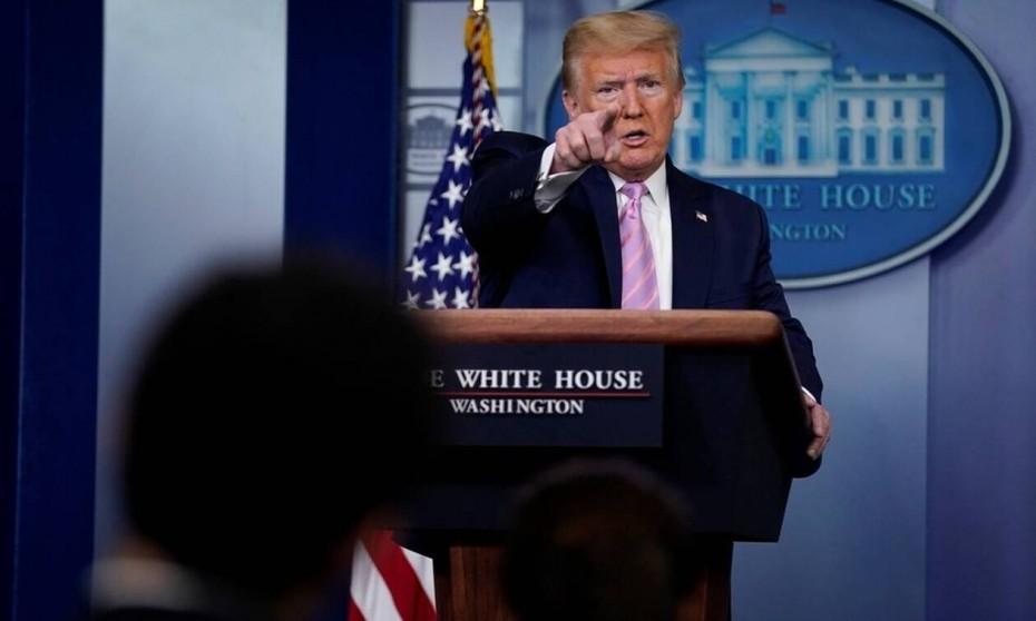 Τελεσίγραφο 30 ημερών από Τραμπ σε ΠΟΥ